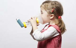 treatment for asthma by Elkhart Chiropractor Dr. James Ruh, Evolve Chiropractic