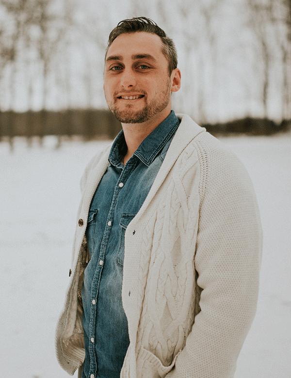 Meet Goshen chiropractor Dr. James Ruh