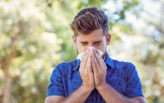 treatment for allergies by Elkhart Chiropractor Dr. James Ruh, Evolve Chiropractic
